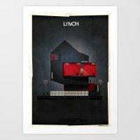 07_ARCHIDIRECTOR_David L… Art Print