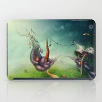 Freedom Fields iPad Case