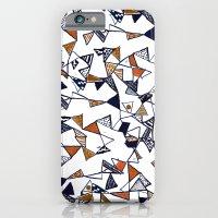 Triangles, Triangles, Triangles. iPhone 6 Slim Case