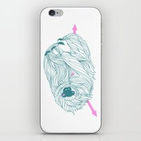 Slow And Inactive iPhone & iPod Skin