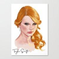 Idol Canvas Print