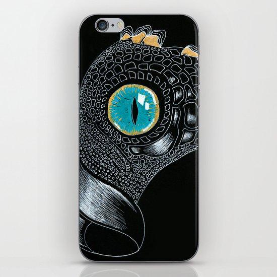 Golden Horn iPhone & iPod Skin