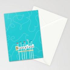 Park Entrance | Disney inspired Stationery Cards