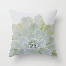 succulent 04 Throw Pillow