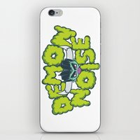 Demon Noise iPhone & iPod Skin