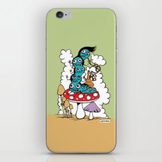 The Caterpillar iPhone & iPod Skin