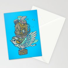Bird Migration Stationery Cards