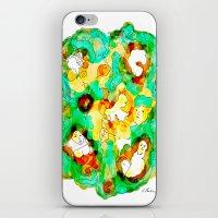 Verde Que Te Quiero Verd… iPhone & iPod Skin