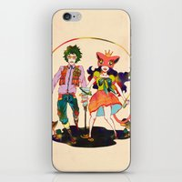 LSD love iPhone & iPod Skin
