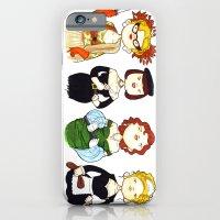 Ladies Of Clue iPhone 6 Slim Case