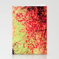 Color Drama II Stationery Cards