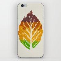 Leaf Cycle iPhone & iPod Skin
