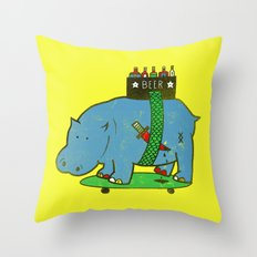 if there's a will, there's a way Throw Pillow