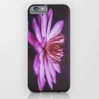 Purple Lotus iPhone 6 Slim Case