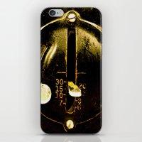 singer 2 iPhone & iPod Skin