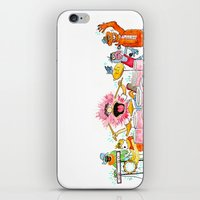 PARTY! iPhone & iPod Skin
