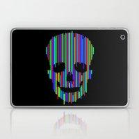 Skull Study no.1 Laptop & iPad Skin