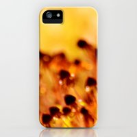 iPhone Cases featuring BEAUTY REMAINS by Teresa Chipperfield Studios