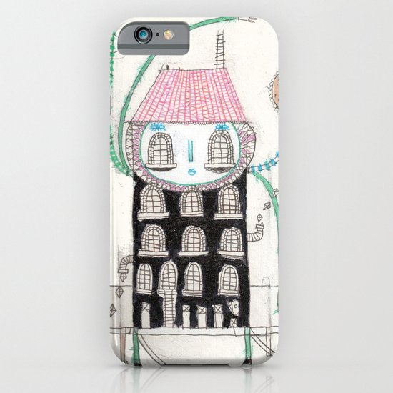 Knock Knock Knock iPhone & iPod Case