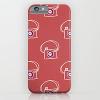 iPhone & iPod Case featuring Say Cheese! by 603 Creative Studio