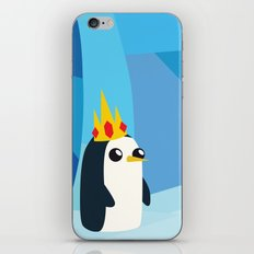 Gunter for Ice King 2012! iPhone & iPod Skin