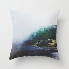 Fractions A46 Throw Pillow
