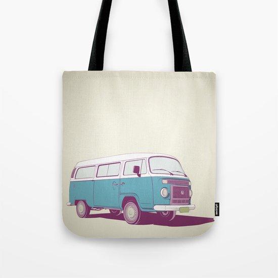 VW Combi v.02 Tote Bag