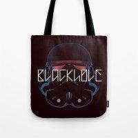 Blackhole Squadron Tote Bag