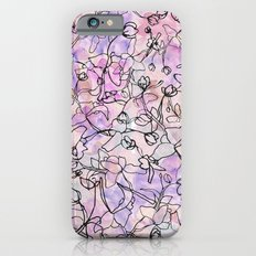 Scattered Floral iPhone 6 Slim Case