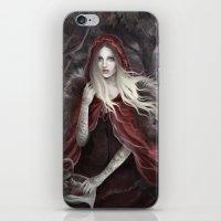 Red Riding Hood (Chapero… iPhone & iPod Skin
