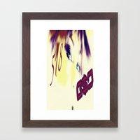 B$D 518 shout out  Framed Art Print