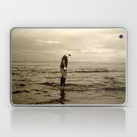 A Boy And The Sea Laptop & iPad Skin