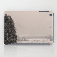 Winter Landscape iPad Case