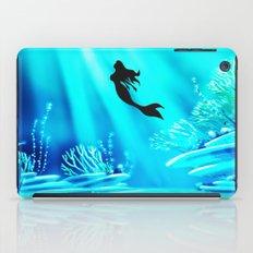 Beauty Mermaid iPad Case