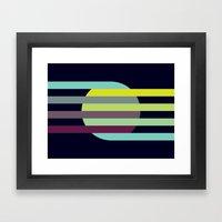 No. 100 (2014) Framed Art Print