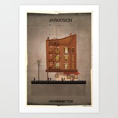 021_ARCHIDIRECTOR_jim jarmusch Art Print