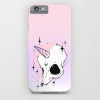 unicorn iPhone & iPod Cases featuring UNICORN *:・゚✧ by lOll3
