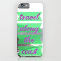 iPhone & iPod Case featuring Travel by AA Morgenstern