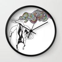 restock Wall Clock