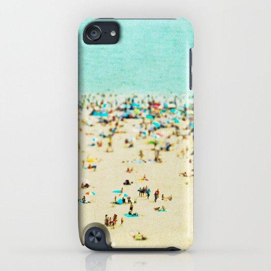 Coney Island Beach iPhone & iPod Case