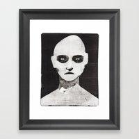 Revenant III Framed Art Print