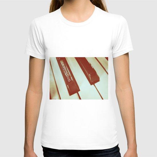 Simple inspiration T-shirt