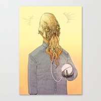 The ood Canvas Print