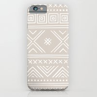 Into the West - in Taupe iPhone 6 Slim Case