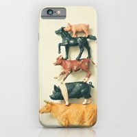 Animal Antics iPhone 6 Slim Case