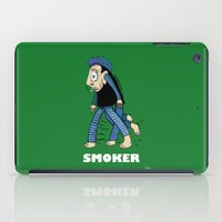 Smoker  iPad Case