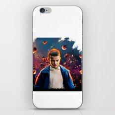 stranger things eleven  iPhone & iPod Skin