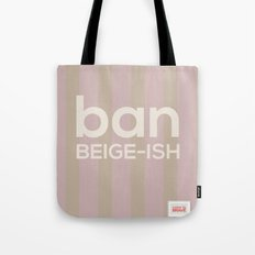 Ban Beige-ish Tote Bag