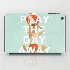 Play The Day Away iPad Case