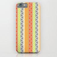 Pattern Series 094 Triba… iPhone 6 Slim Case